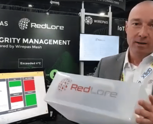 Wirepas and RedLore at MODEX 2020